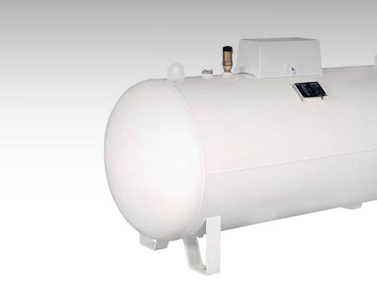Gasbehälter